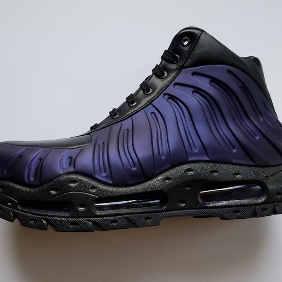 half off f70c8 5fcf2 Nike Air Max Foamdome Boots 843749-500 Size 9 9.5